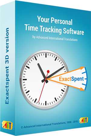 ExactSpent software for translators and translation agencies